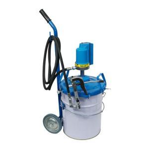 【マクノート】パワーリューブ P3C (16kg缶用) グリースポンプ グリス エア式 ガン付き 注入器|ponpu