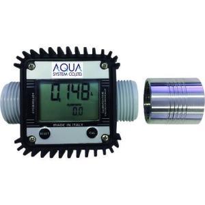 TB-K24-Ad アドブルー専用流量計 AdBlue 簡易デジタル式 電池式 TBK24Ad ponpu