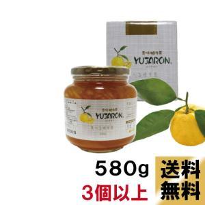香味柚子茶ユジャロン580g ゆず茶|ponte