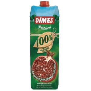 DIMES 果汁100%ザクロジュース1000ml 濃縮還元果汁100%|ponte