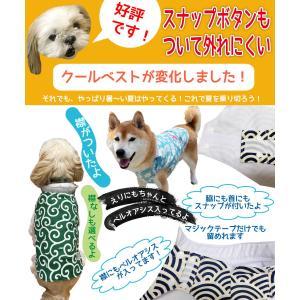 クールベスト・暑さ対策グッズ・熱中症予防に・ひんやりウェア MSサイズ|poohkuru|02