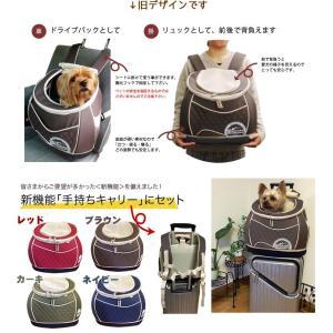 送料無料 Daisuki リュック型キャリーバッグ 猫用 Mサイズ|poohkuru|03