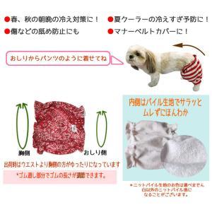 薄手はらまき 腹巻 冷え対策 Sサイズ 春先・夏のクーラー対策|poohkuru|03