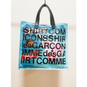 COMME des GARCONS SHIRT TOTEBAG <USED> コムデギャルソン トートバック  メンズ レディース ユニセックス 2020年春夏|poompoom