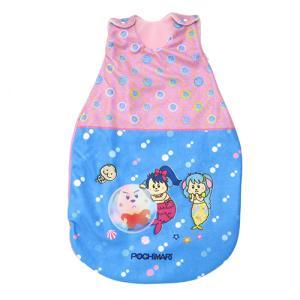 ベビースリーパー 赤ちゃん 寝冷え防止 蹴り防止 あったかグッズ ベビースリーピングバッグ ベビー 寝袋 毛布 女の子 キャラクター|pop-collection