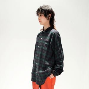 ohta(オータ) / check shirts pop5151