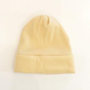 Edwina Horl(エドウィナホール) / KNIT CAP (yellow)|pop5151
