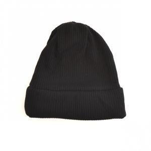 Edwina Horl(エドウィナホール) / KNIT CAP (black)|pop5151