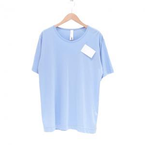 Edwina Horl(エドウィナホール) / Modal T-SHIRT(BLUE)|pop5151