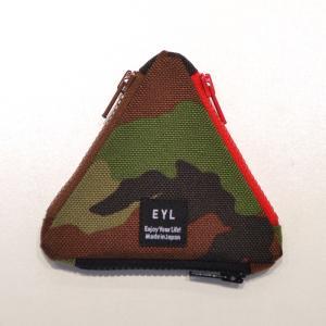 EYL (イーワイエル) / triangle coin purse
