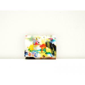macromauro(マクロマウロ) / high paint coin case pop5151