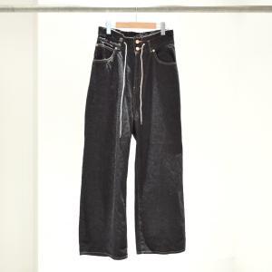 JieDa(ジエダ) / SUPER WIDE DENIM PANTS (INDIGO)|pop5151