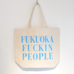 Anoraks / Life is Journey Tote -FUKUOKA-|pop5151