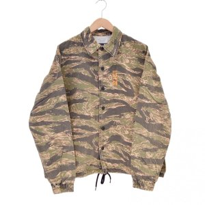 FACETASM(ファセッタズム) / FACETASM CAMO COACH JACKET|pop5151