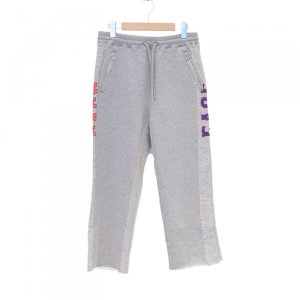 FACETASM(ファセッタズム) / FACE SWEAT PANT(GRAY)|pop5151