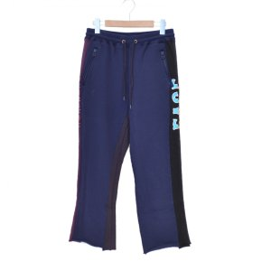 FACETASM(ファセッタズム) / FACE SWEAT PANT(NAVY)|pop5151