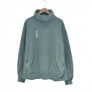FACETASM(ファセッタズム) / HIGH NECK SWEAT SHIRT(KHAKI)|pop5151
