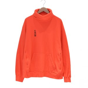 FACETASM(ファセッタズム) / HIGH NECK SWEAT SHIRT(RED)|pop5151