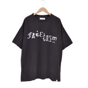 FACETASM(ファセッタズム) / FACETASM BIG TEE 3(BLACK)|pop5151