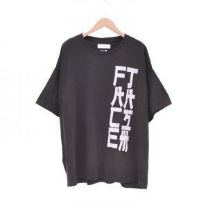 FACETASM(ファセッタズム) / FACETASM BIG TEE 4(BLACK)|pop5151
