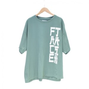 FACETASM(ファセッタズム) / FACETASM BIG TEE 4(KHAKI)|pop5151