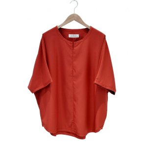 Prasthana(プラスターナ) / slick shirt(RED)|pop5151