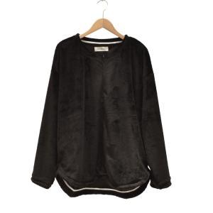 Prasthana(プラスターナ) / micro boa P/O(BLACK)|pop5151