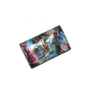 macromauro(マクロマウロ)  / paint black case (カードケース)|pop5151
