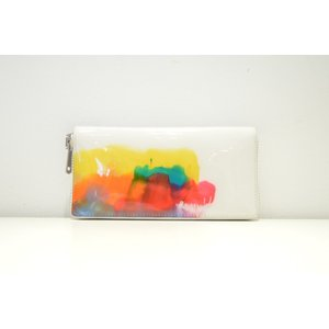 macromauro(マクロマウロ) / paint wallet M (長財布)|pop5151