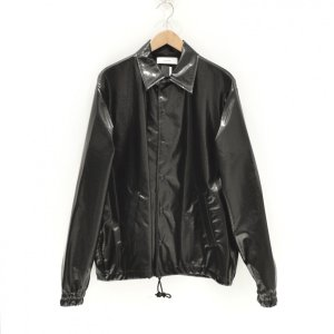 FACETASM(ファセッタズム) / RIB COACH JACKET (BLACK)|pop5151