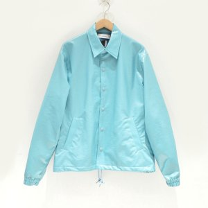 FACETASM(ファセッタズム) / RIB COACH JACKET (LIGHT BLUE)|pop5151