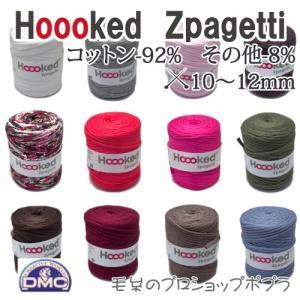 DMC Hooked Zpagetti  フックドゥ・ズパゲッティ