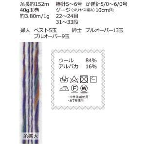 かぎ針編みのツーウェイベスト|poplar|02