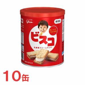 グリコ ビスコ保存缶 5枚×6P 10缶セット...の関連商品7