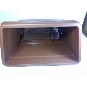 【在庫処分品】 台形プランターx1個  約)W50(上辺38)×D26×H25cm|popola-soniashop|06