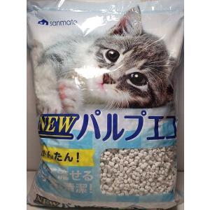 【在庫処分品】NEWパルプエコ 7L 猫の紙砂|popola-soniashop