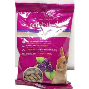 【賞味期限切れ】ウサギのダイエット 毛玉ケア ワイルドベリー味 100gx30袋 賞味期限2017年8月|popola-soniashop