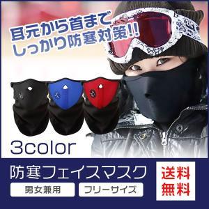 フェイスマスク バイク 防寒 ネックウォーマー レディース メンズ スキー スノボ 釣り アウトドア 目出し帽 防風