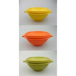 【ビンテージ】アメリカ製オールドタッパーウェア(Tupperwar)ポピーシリーズ S 3color|porch-drop