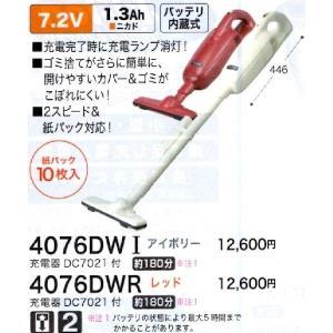 マキタ makita  充電式クリーナ  4076DW|porttown-market
