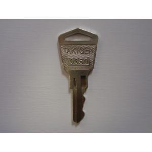 タキゲン TAKIGEN  純正キー  NO 0350  FA-602他  合鍵  スペアキー