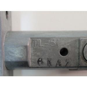 KODAI 古代 (NAGASAWA)  レバーハンドル錠   ラッチのみ TL-51|porttown-market|02