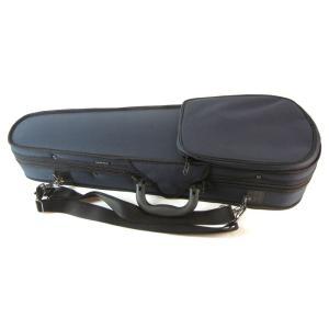 旧型のスズキバイオリンケース18Fです。 ストラップが2本付属しておりますが、 現在販売しております...