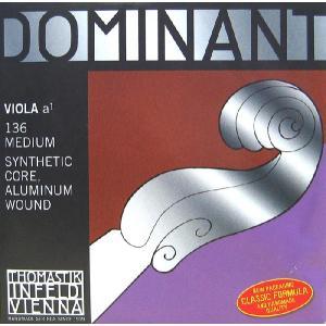 Dominant ドミナントビオラ弦 1A(136) 【メール便対応商品】|positive
