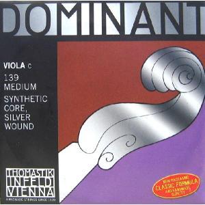 Dominant ドミナントビオラ弦 4C(139) 【メール便対応商品】|positive