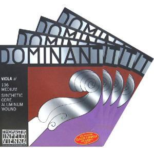 Dominant ドミナントビオラ弦 SET 【メール便対応商品】|positive