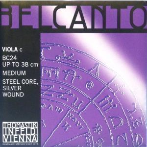 Belcant ベルカント ビオラ弦 4C(BC24) 【メール便対応商品】|positive