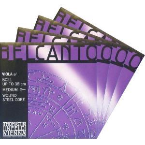 Belcant ベルカント ビオラ弦 SET 【メール便対応商品】|positive