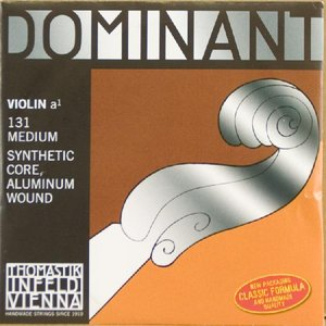 Dominant ドミナントバイオリン弦 2A(131) 【メール便対応商品】 positive