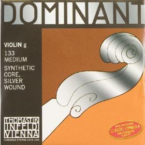 Dominant ドミナントバイオリン弦 4G(133) 【メール便対応商品】 positive